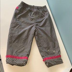 Girls Splash pants